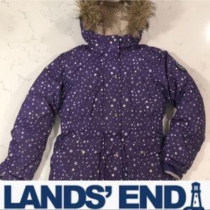 Lands' End Jackets & Coats - 🔥Sale 600 DOWN Filled Parka . Lands End 10/12